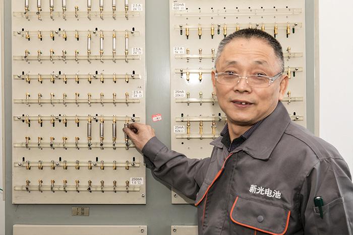工程师 Mr Yan