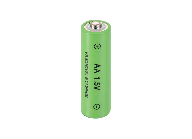 五号碱性充电电池 尖头