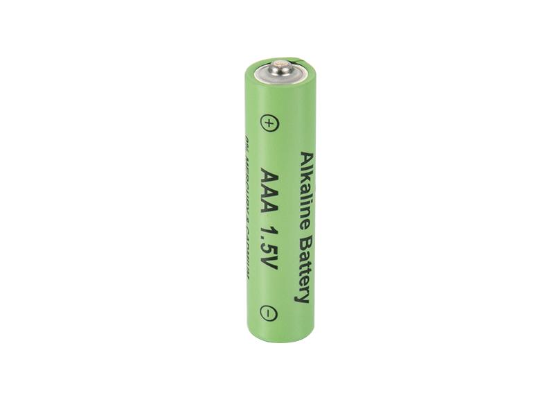七号碱性充电电池 尖头