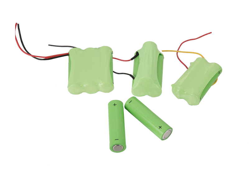 碱性充电电池包装